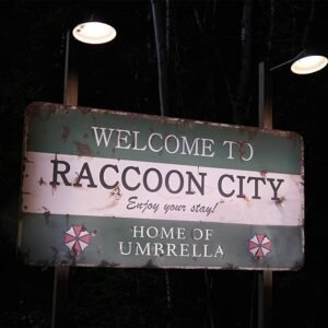 RR Welcome to Raccoon City